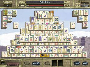 Mahjong Quest screenshot