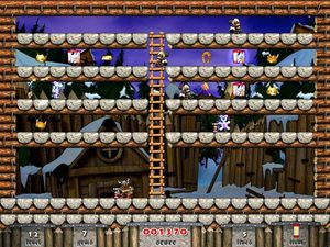 Milky Bear Riches Rider screenshot