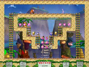 Milky Bear: Riches Rider 2 screenshot
