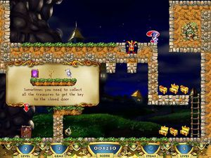 Milky Bear Riches Rider 3 screenshot