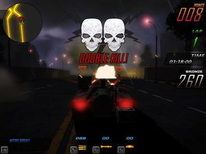 Deadly Race screenshot