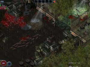 Zombie Shooter screenshot