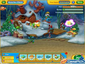 Fishdom - Frosty Splash screenshot