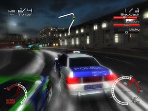 Racers vs Police screenshot