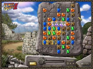 Jewel Quest 2 screenshot