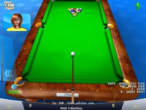 Free 8 Ball Pool screenshot
