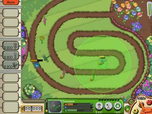 Garden Defense download free full version game for PC FreeGamePick