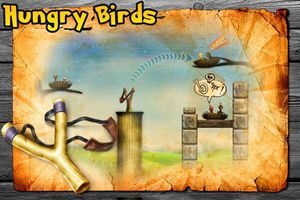 Hungry Birds screenshot