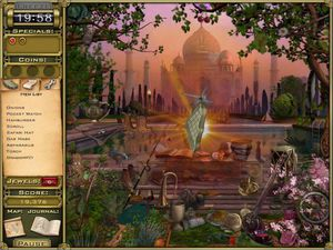 Jewel Quest Mysteries 2: Trail of the Midnight Heart screenshot