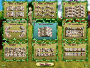 Alice's Magical Mahjong screenshot