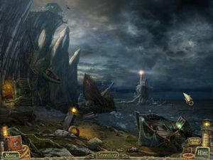 Sea Legends: Phantasmal Light screenshot