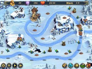 Royal Defense screenshot