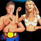 Britney Spears vs Bill Clinton