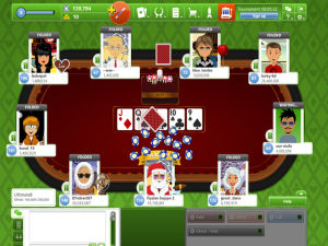 Goodgame Poker screenshot