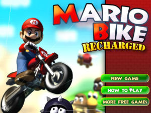Mario Bike Recharged video