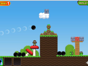 Mario Gun screenshot