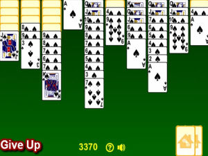 free card game spider solitaire download