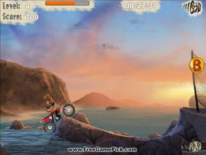 Coast Bike screenshot