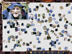 Holiday Jigsaw Halloween screenshot