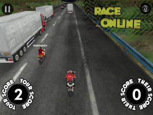 Highway Rider screenshot