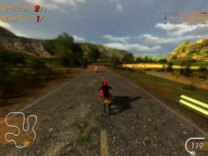Moto Racing screenshot