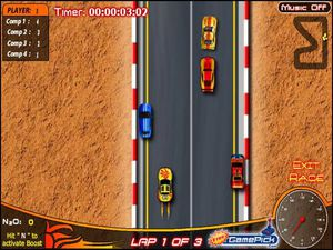 Extreme Rally screenshot