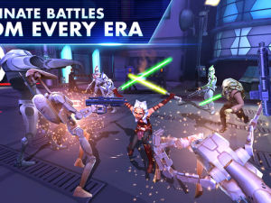 Star Wars - Galaxy of Heroes screenshot