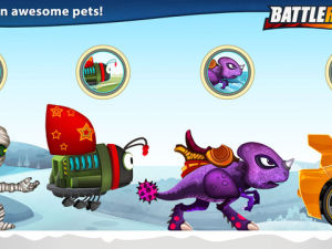 Battle Run screenshot