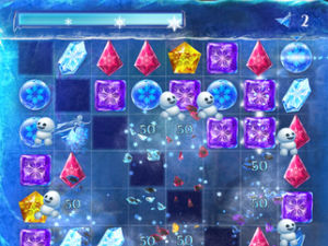 Frozen Free Fall screenshot