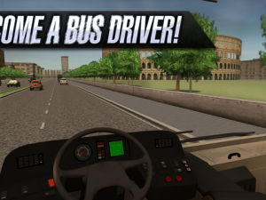 Bus Simulator 2015 screenshot
